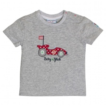 Salt & Pepper Babyglück T-Shirt Auto