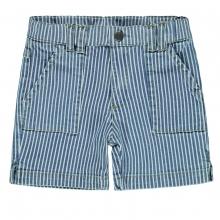 Mother Nature Bermudas Jeans Streifen