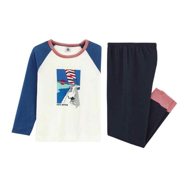 Petit Bateau Schlafanzug