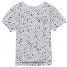 Steiff T-Shirt Mäd. Punkte o. Streifen