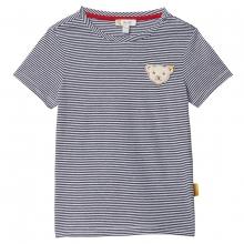 Steiff T-Shirt Ju.fein geringelt