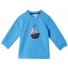 Steiff Baby Sweatshirt Ju.Segelboot