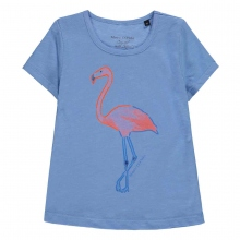 Marc O` Polo T-Shirt Flamingodruck