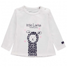Bellybutton Baby T-Shirt lg.Arm Mäd.Lama