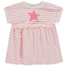 Bellybutton Baby Kleid Ringel Stern