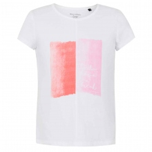 Marc O` Polo T-Shirt weiß Front Print