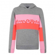 Marc O` Polo Sweatshirt KapuzeBlockprint