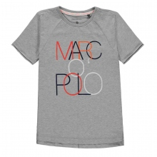 Marc O` Polo T-Shirt bunter Logoprint