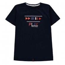 Marc O` Polo T-Shirt marine Print