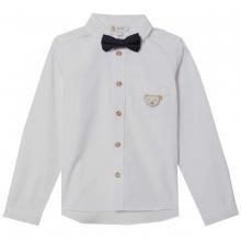 Steiff Hemd weiß klassisch