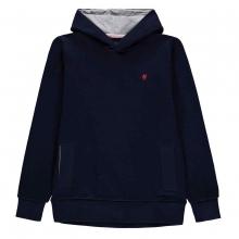 Marc O` Polo Sweatshirt marine Kapuze