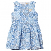 Steiff Kleid o.Arm Flowers o. uni