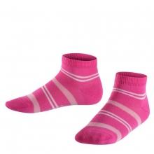 Falke Kinder Sneaker Socke Streifen fein