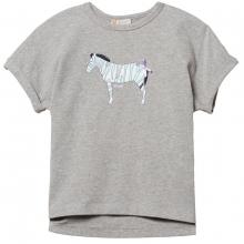 Steiff T-Shirt Mädchen  Zebra