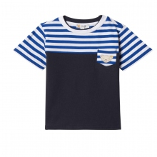 Steiff T-Shirt Ju. Schulterringel