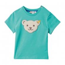 Steiff Baby T-Shirt Ju.großer Bärf uni
