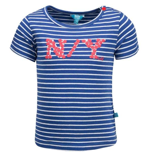 Lief! T-Shirt 1/4 Arm Streifen