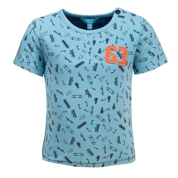 Lief! T-Shirt, Skateboard,allover