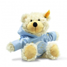 Steiff Schlenkerteddy Charly `Love you`