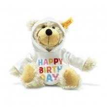 Steiff Schl`teddy Charly `Happy Birthday