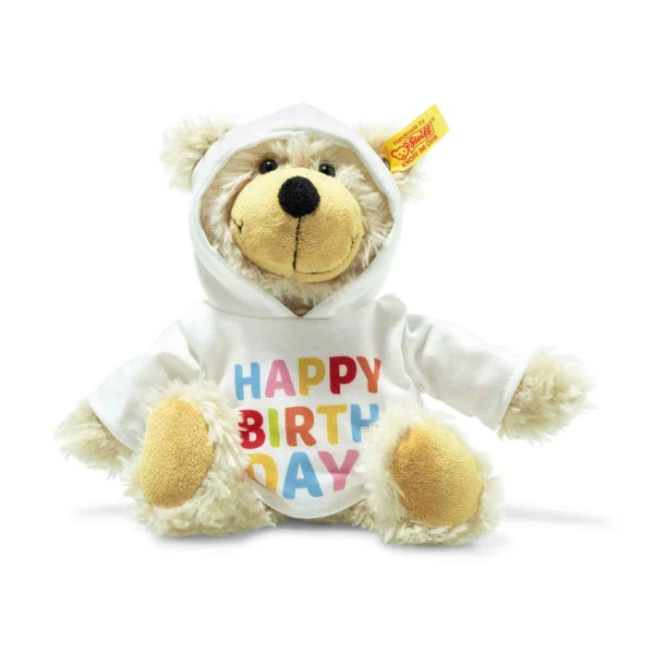 Steiff Schl`teddy Charly `Happy Birthday