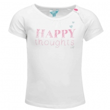 Lief! T-Shirt 1/4 Arm weiss Happy
