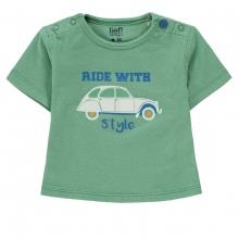 Lief! T-Shirt 1/4 Arm Baby Auto