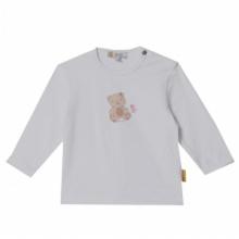 Steiff T-Shirt lg.Arm Bär oder Punkte