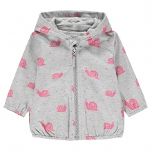 Bellybutton Baby Sweatjacke Schnecken
