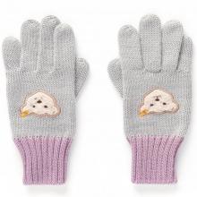 Steiff Handschuhe Mäd. 2 Farben Berry