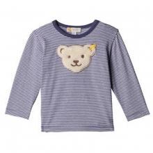Steiff Baby Shirt lg.Arm Ju. fein Ringel