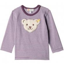 Steiff Baby T-Shirt lg.Arm fein Ringel