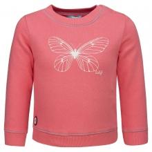 Lief Sweatshirt Mäd. Schmetterling