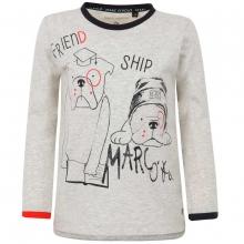 Marc O`Polo T-Shirt lg.Arm Hunde