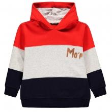 Marc O`Polo Sweatshirt Ju. 3-farb.Kapuze