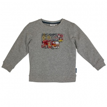 Salt & Pepper Sweatshirt Feuerwehr