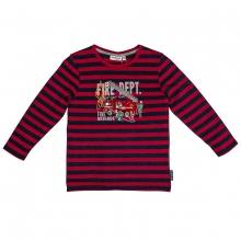 Salt & Pepper lg. Shirt Ringel Feuerwehr