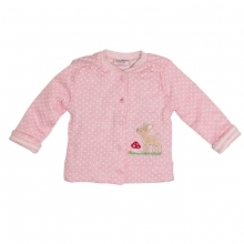 Salt & Pepper Babyglück Sweatjacke Reh
