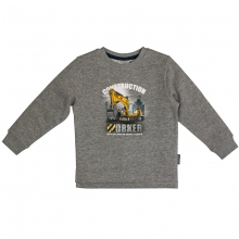 Salt & Pepper Sweatshirt uni Bagger