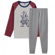 Petit Bateau Schlafanzug lang Ju.Pingo