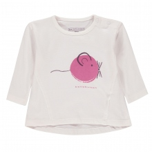 Bellybutton Baby Shirt lg.Arm Mäd. Maus