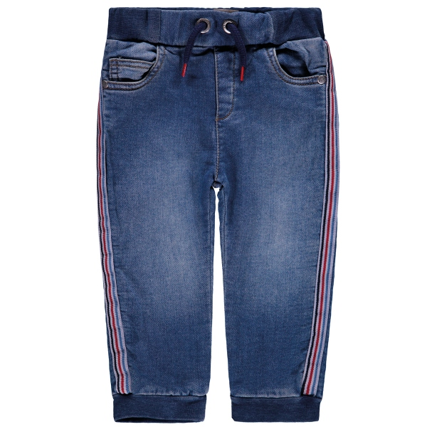 Mother Nature Hose Jeans Streifen