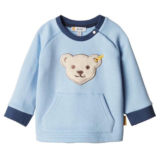Steiff Baby Sweatshirt Tasche