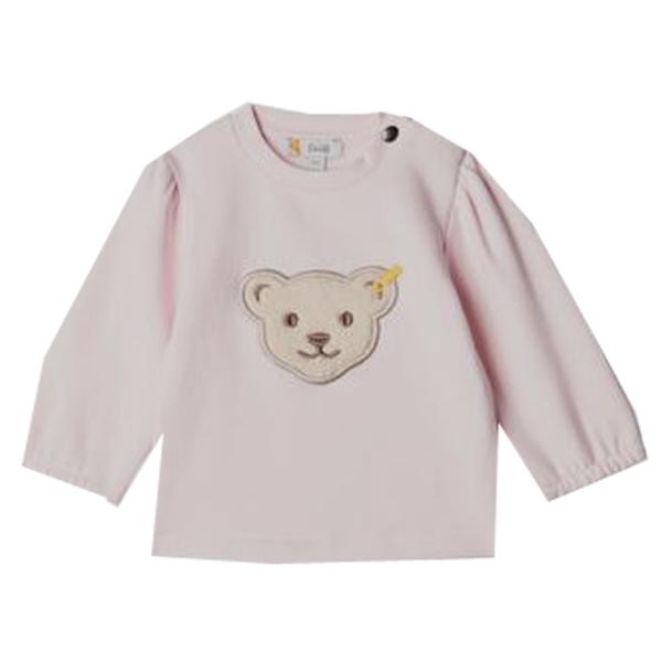Steiff Baby Sweatshirt Mäd. Armgummizug