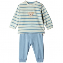 Steiff Baby Nicky Hose+Sweatshirt Junge