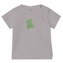 Steiff Baby T-Shirt Mäd.Bär Vogel
