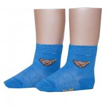 Steiff Socke m.Teddykopf