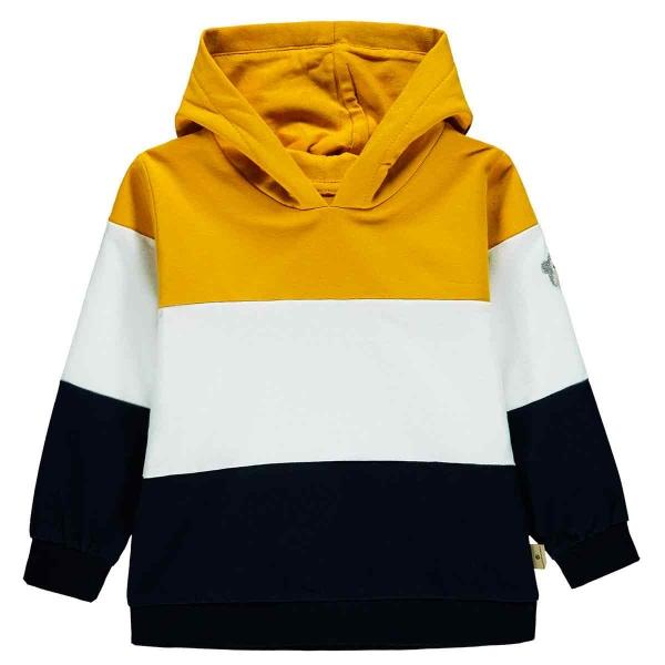 Mother Nature Sweatshirt Blockstreifen