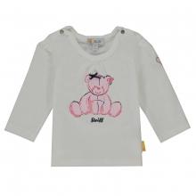 Steiff Baby Sweatshirt Mäd.großer Bär
