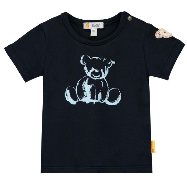 Steiff Baby T-Shirt Ju.großer Bärprint